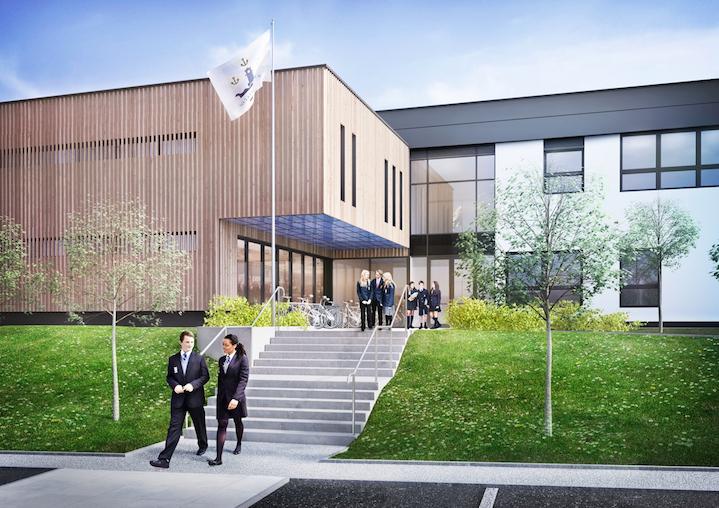 Sevenoaks Primary School - New School Build