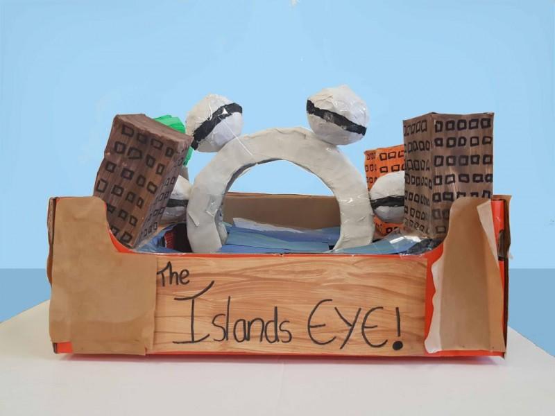 Islands Eye